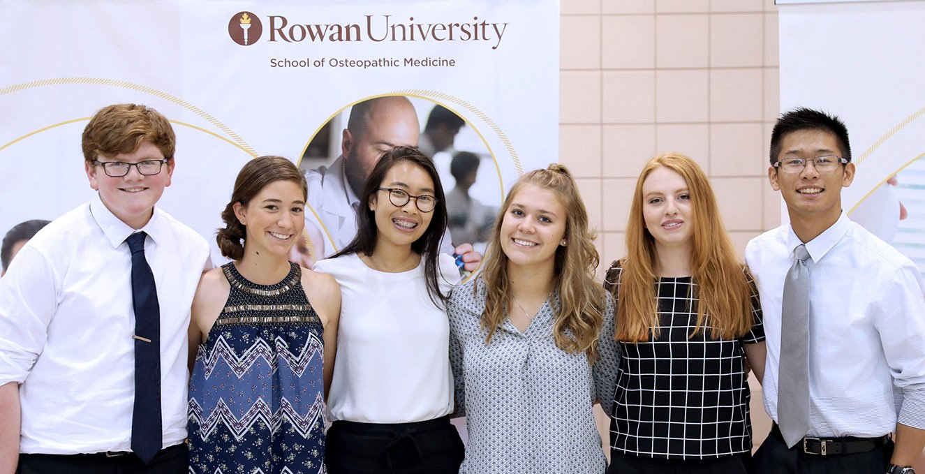 Pipeline Programs | School of Osteopathic Medicine | Rowan University