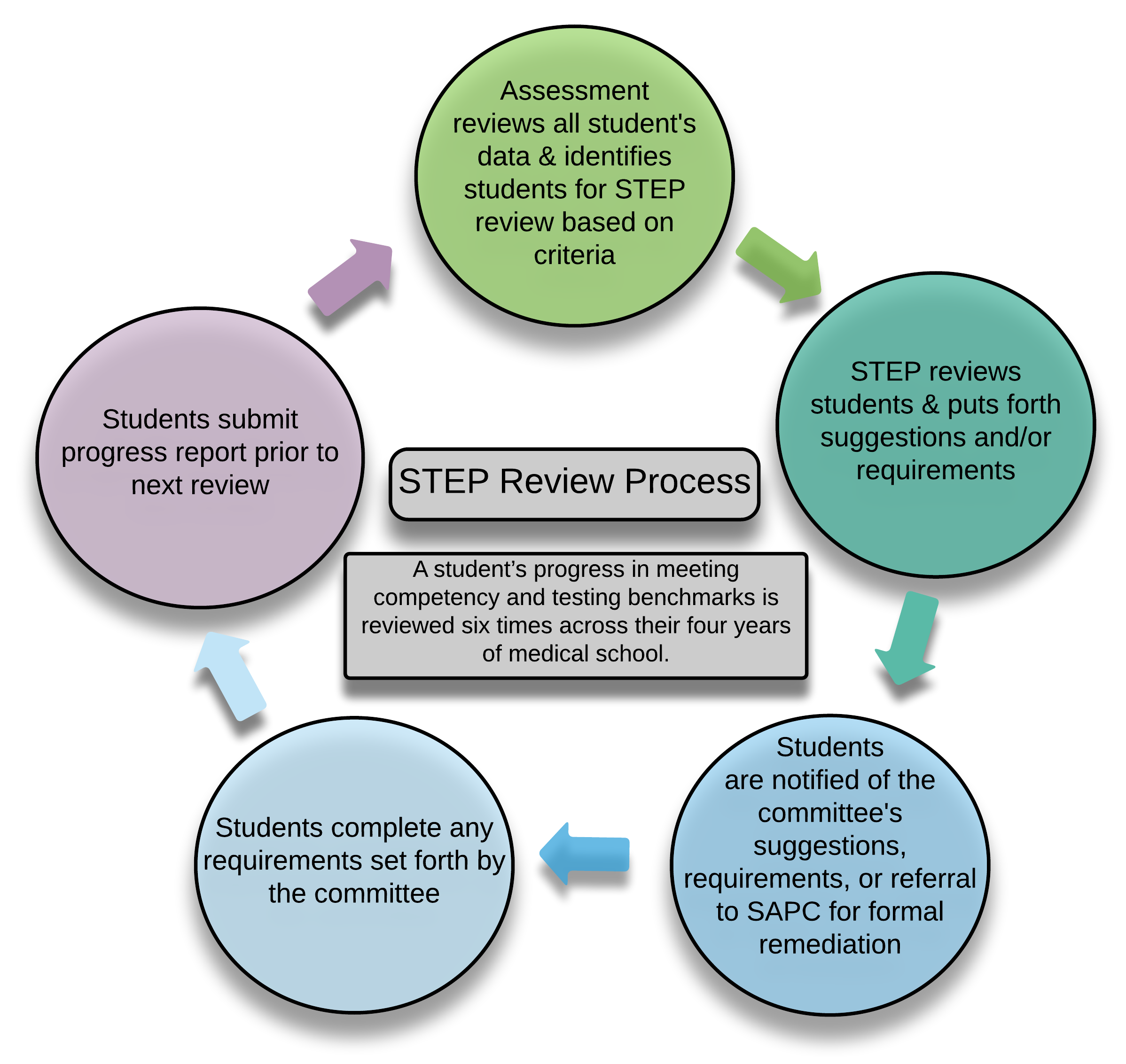 STEP Review Process